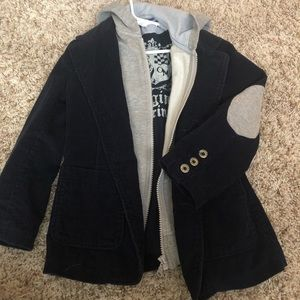 Jackets & Blazers - Boys size 6 fall jacket